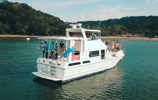 Costa-Rica-Private-Party-Boat-Rentals
